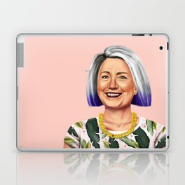 Hipstory - Hillary Clinton Laptop & iPad Skin