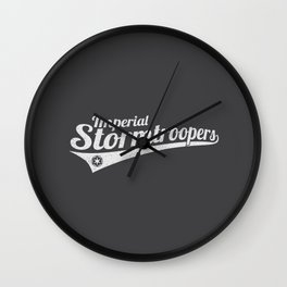 Imperial Stormtroopers (Dark) Wall Clock