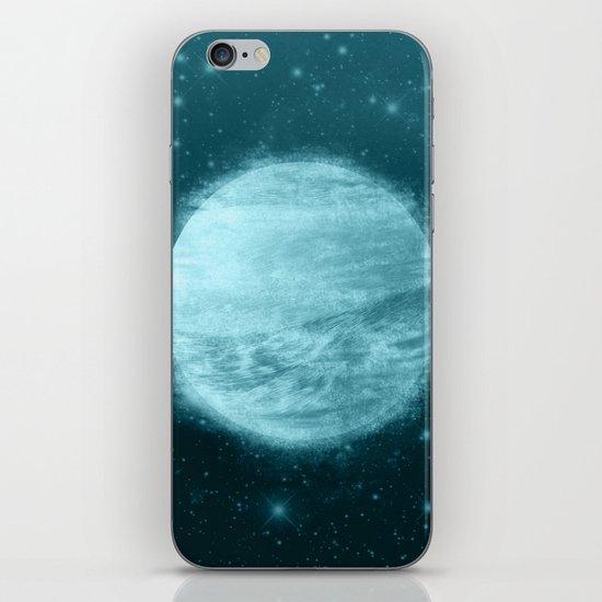 Ice Planet iPhone Skin