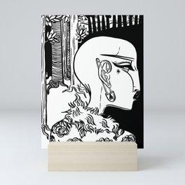 Pretty Punk Mini Art Print
