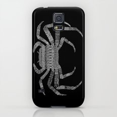 Crab (On Black) Galaxy S5 Slim Case