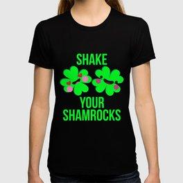 Shake Your Shamrocks St. Patrick's Day Parade T-shirt