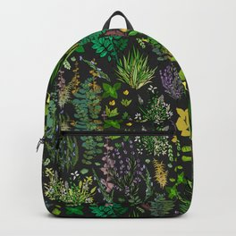 Aromatic Garden for Health and Well Being Backpack
