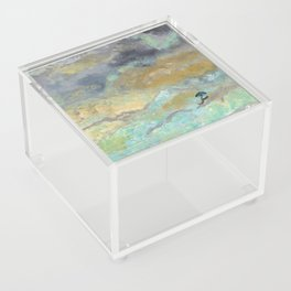 Silver Linings Acrylic Box