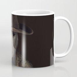 Bullterrier in the hat Coffee Mug
