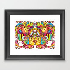 Harmony Framed Art Print