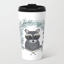 Banjo the Raccoon Metal Travel Mug