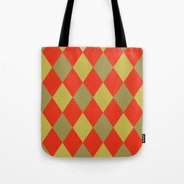 Harlequin Classic Tote Bag