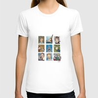 jaws T-shirts featuring Jaws by Steven Learmonth