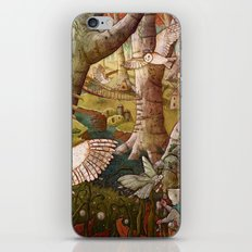 Of Mice and Owls iPhone & iPod Skin