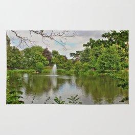 Lake Reflections Rug