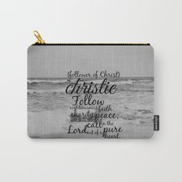 Christie Carry-All Pouch