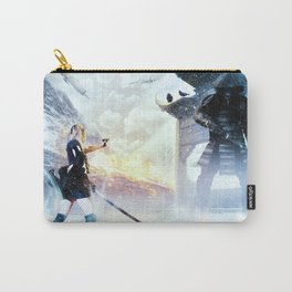 A Penchant For The Epic Carry-All Pouch