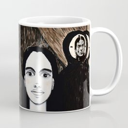 The TIC TOC FRIDA menAge Coffee Mug