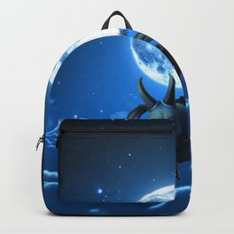 above the cloud Backpack