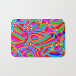Magic Trance 2 Bath Mat