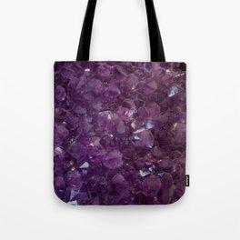 Amethyst Tote Bag