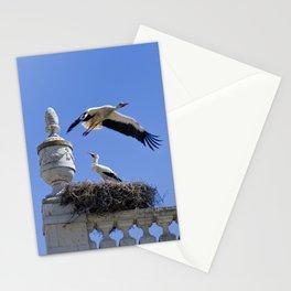 Faro storks Stationery Cards