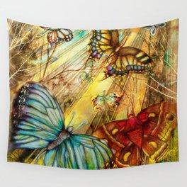 La Búsqueda/the Quest Wall Tapestry