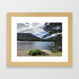 Peace in Connemara Framed Art Print