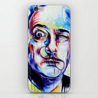 dreamer iPhone & iPod Skins featuring Dreamer by KlarEm