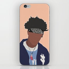 JOEY BADASS iPhone Skin
