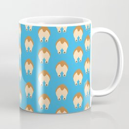 Corgi Butts Coffee Mug