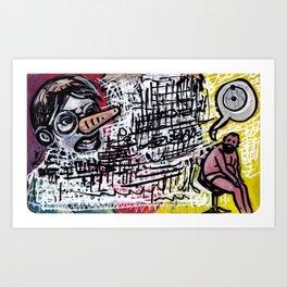 Sketchbook003 Art Print