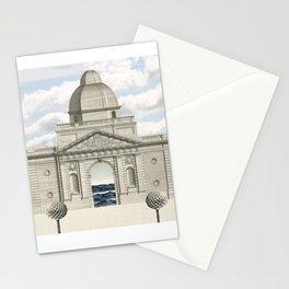 Portals to Bolano's world.  Stationery Cards