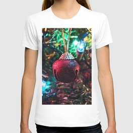 Tis the Season of Red Bells T-shirt