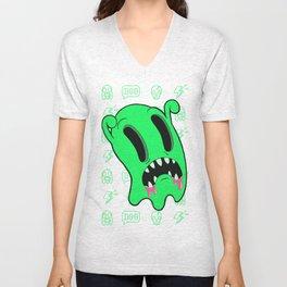 Ghosting Unisex V-Neck