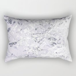 Aluminum Lilac Rectangular Pillow