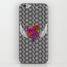Flying Heart iPhone & iPod Skin
