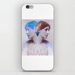 Nebulosa Woolf iPhone Skin