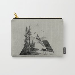 Natural Shapes Carry-All Pouch