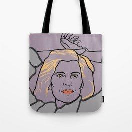 Susan Sontag Tote Bag