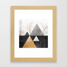 Branches / 1 Framed Art Print