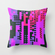tcanvasmosh9x2a Throw Pillow