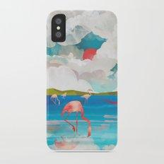 Flamingo Dream Slim Case iPhone X