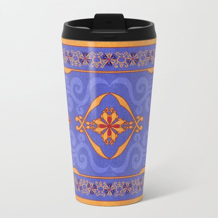 Magic Carpet Metal Travel Mug