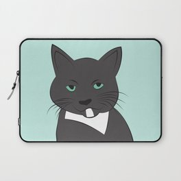 Meow, meow. Laptop Sleeve