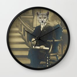 The Writ Wall Clock