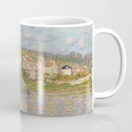 Vetheuil by Claude Monet Kaffeebecher
