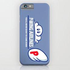 P-Wing Airlines Slim Case iPhone 6s