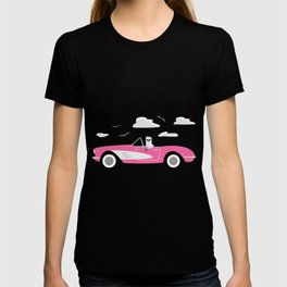 Cruis'n Cat! T-shirt