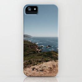 Big Sur Hwy 1 iPhone Case