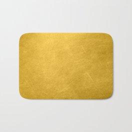 Sunshine Gold Bath Mat