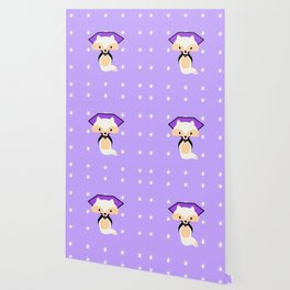 Count Foxula Wallpaper