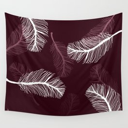 RED WINE Wall Tapestry