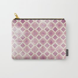 Square Rooms Carry-All Pouch